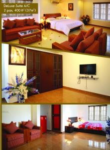 Phils' Residency & Banquets, Hotels  Cochin - big - 27