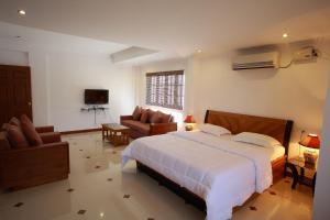 Phils' Residency & Banquets, Hotels  Cochin - big - 29