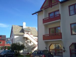 Villa Svolvær, Aparthotels  Svolvær - big - 17