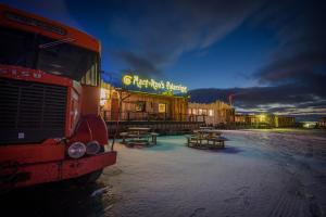 Mary-Ann's Polarrigg, Guest houses  Longyearbyen - big - 26