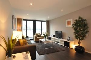 Two-Bedroom Apartment Grand Canal Square