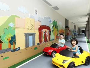 Silks Place Yilan, Resorts  Yilan City - big - 56
