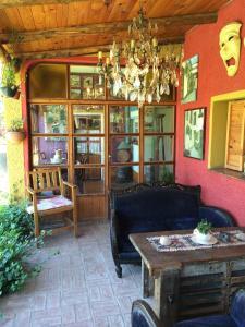 El Patio Valiente, Guest houses  Capilla del Monte - big - 6