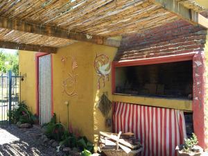 El Patio Valiente, Penziony  Capilla del Monte - big - 18