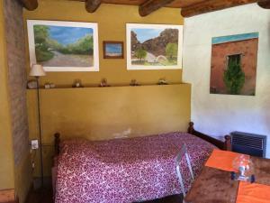El Patio Valiente, Penziony  Capilla del Monte - big - 3