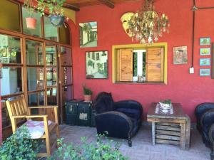 El Patio Valiente, Guest houses  Capilla del Monte - big - 12