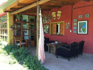 El Patio Valiente, Penziony  Capilla del Monte - big - 2