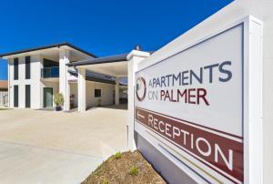 Apartments on Palmer, Residence  Rockhampton - big - 3