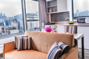Apartament typu Deluxe z 1 sypialnią