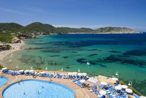 Invisa Hotel Club Cala Verde, Hotels  Es Figueral Beach - big - 49