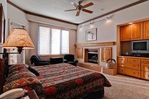 Meadows Condos at EagleRidge by Wyndham Vacation Rentals, Апарт-отели  Стимбот-Спрингс - big - 72