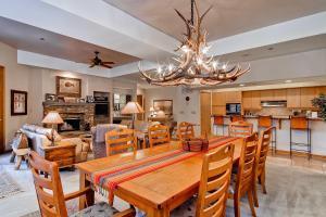 Meadows Condos at EagleRidge by Wyndham Vacation Rentals, Апарт-отели  Стимбот-Спрингс - big - 79