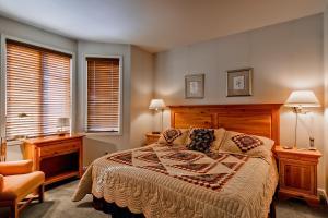 Meadows Condos at EagleRidge by Wyndham Vacation Rentals, Апарт-отели  Стимбот-Спрингс - big - 58