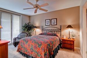 Meadows Condos at EagleRidge by Wyndham Vacation Rentals, Апарт-отели  Стимбот-Спрингс - big - 61