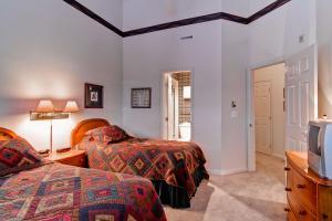 Meadows Condos at EagleRidge by Wyndham Vacation Rentals, Апарт-отели  Стимбот-Спрингс - big - 63