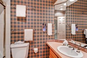 Meadows Condos at EagleRidge by Wyndham Vacation Rentals, Апарт-отели  Стимбот-Спрингс - big - 65
