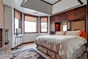 Meadows Condos at EagleRidge by Wyndham Vacation Rentals, Апарт-отели  Стимбот-Спрингс - big - 32