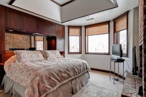 Meadows Condos at EagleRidge by Wyndham Vacation Rentals, Апарт-отели  Стимбот-Спрингс - big - 36