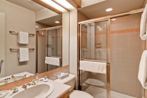 Meadows Condos at EagleRidge by Wyndham Vacation Rentals, Апарт-отели  Стимбот-Спрингс - big - 13
