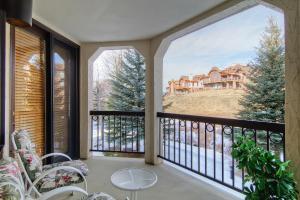 Meadows Condos at EagleRidge by Wyndham Vacation Rentals, Апарт-отели  Стимбот-Спрингс - big - 16