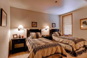 Meadows Condos at EagleRidge by Wyndham Vacation Rentals, Апарт-отели  Стимбот-Спрингс - big - 19