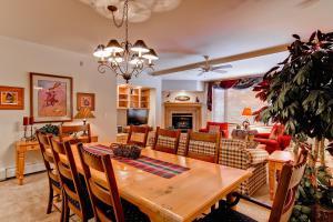 Meadows Condos at EagleRidge by Wyndham Vacation Rentals, Апарт-отели  Стимбот-Спрингс - big - 40