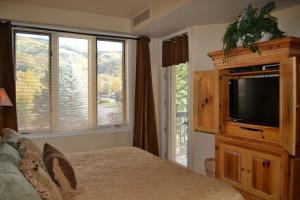 Meadows Condos at EagleRidge by Wyndham Vacation Rentals, Апарт-отели  Стимбот-Спрингс - big - 8
