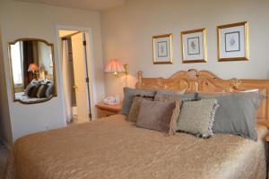 Meadows Condos at EagleRidge by Wyndham Vacation Rentals, Апарт-отели  Стимбот-Спрингс - big - 9