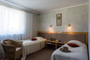 Hotel Santa, Отели  Сигулда - big - 5