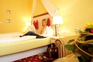 Das Grüne Hotel zur Post - 100 % BIO, Отели  Зальцбург - big - 29