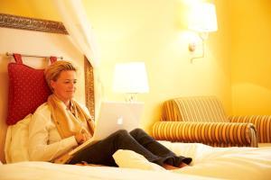 Das Grüne Hotel zur Post - 100 % BIO, Отели  Зальцбург - big - 96