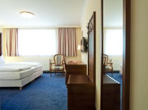 Das Grüne Hotel zur Post - 100 % BIO, Отели  Зальцбург - big - 33