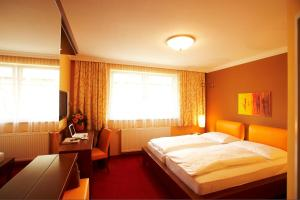 Das Grüne Hotel zur Post - 100 % BIO, Отели  Зальцбург - big - 37