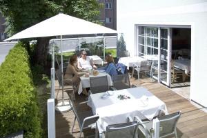 Das Grüne Hotel zur Post - 100 % BIO, Отели  Зальцбург - big - 133