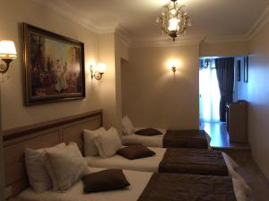 Sultan Palace Hotel, Hotely  Istanbul - big - 26