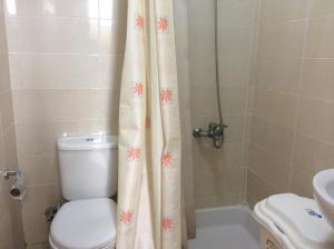 Two-Bedroom Chalet at Mousa Coast Aqua - Unit K1412, Horské chaty  Ash Shaţţ - big - 7