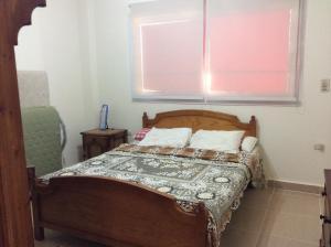 Two-Bedroom Chalet at Mousa Coast Aqua - Unit K1412, Horské chaty  Ash Shaţţ - big - 3