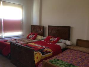 Two-Bedroom Chalet at Mousa Coast Aqua - Unit K1412, Horské chaty  Ash Shaţţ - big - 12