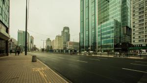 Apartamenty Varsovie Rondo ONZ, Apartmanok  Varsó - big - 16