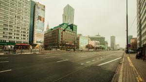 Apartamenty Varsovie Rondo ONZ, Apartmanok  Varsó - big - 19