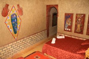 La Gazelle Bleue, Мини-гостиницы  Мерзуга - big - 51