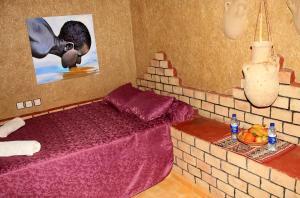 La Gazelle Bleue, Мини-гостиницы  Мерзуга - big - 11