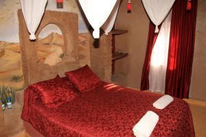 La Gazelle Bleue, Мини-гостиницы  Мерзуга - big - 10