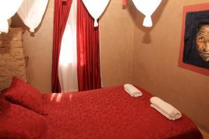 La Gazelle Bleue, Мини-гостиницы  Мерзуга - big - 9