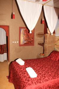 La Gazelle Bleue, Мини-гостиницы  Мерзуга - big - 42