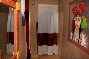 La Gazelle Bleue, Мини-гостиницы  Мерзуга - big - 44