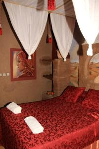 La Gazelle Bleue, Мини-гостиницы  Мерзуга - big - 46