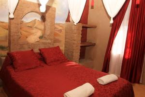 La Gazelle Bleue, Мини-гостиницы  Мерзуга - big - 56