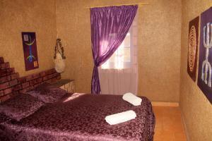 La Gazelle Bleue, Мини-гостиницы  Мерзуга - big - 8