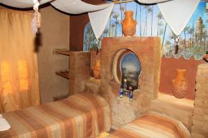 La Gazelle Bleue, Мини-гостиницы  Мерзуга - big - 59